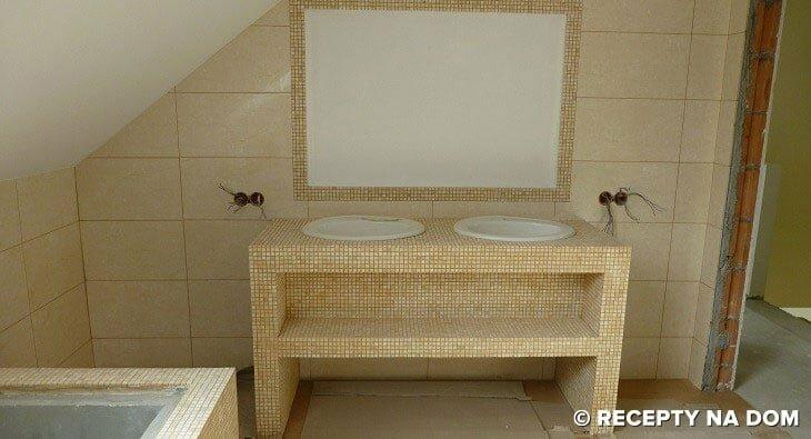 Jak Zrobić Murowaną Szafkę Pod Umywalkę Recepty Na Dom