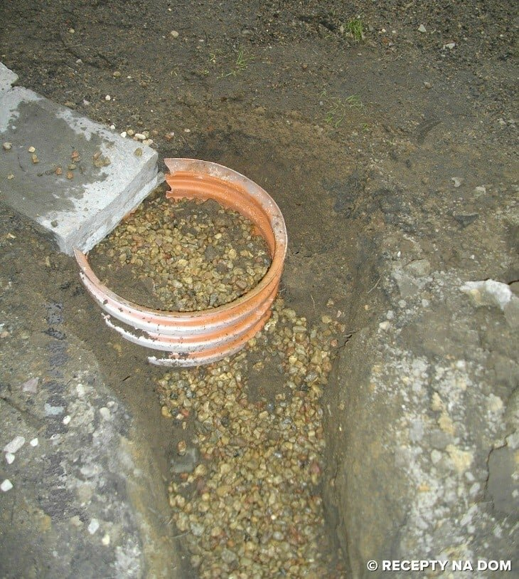 Poważne Co zrobić, żeby woda z rynny nie zalewała działki? - Recepty na dom TI93