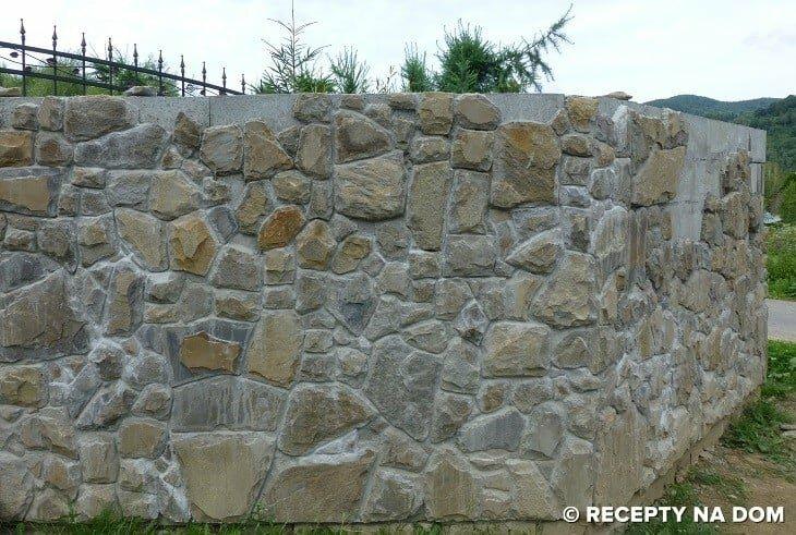 Jak Z Betonowego Muru Zrobic Kamienny Recepty Na Dom