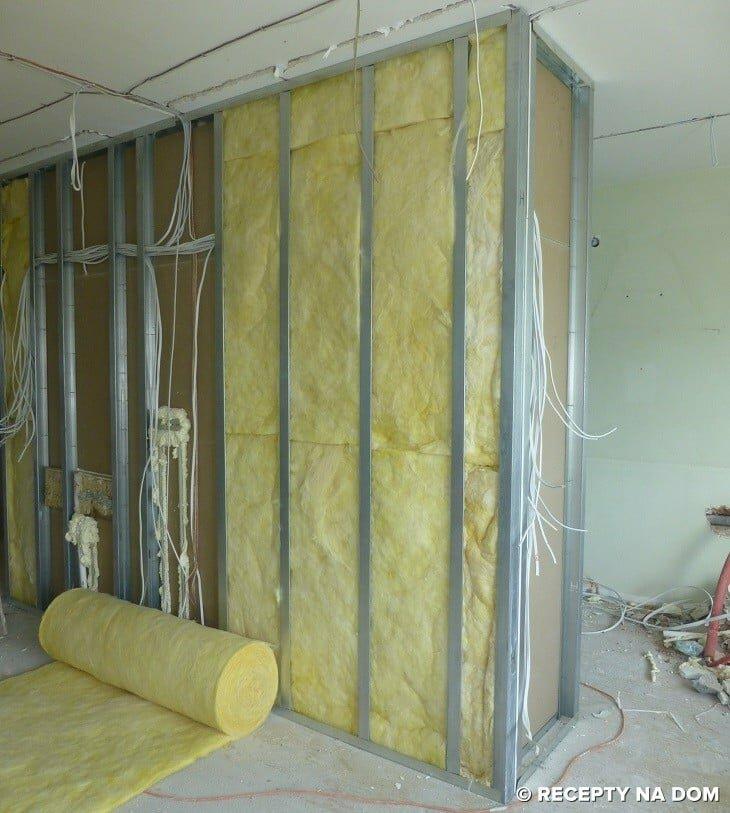 Ścianki działowe z płyt gipsowych