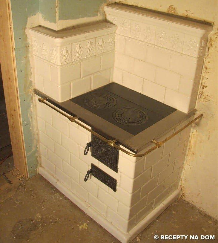 Jak Zrobić Kuchnię Kaflową Z Wężownicą Podgrzewającą Wodę