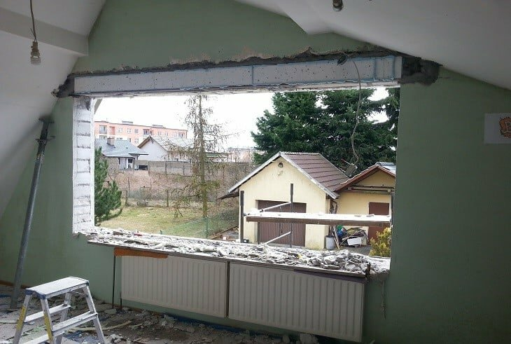 Świeże Jak wymienić okno na poddaszu na szersze? - Recepty na dom ZF91