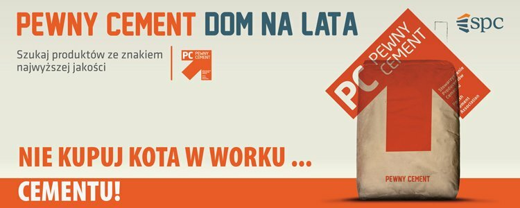 Pewny cement: dom na lata