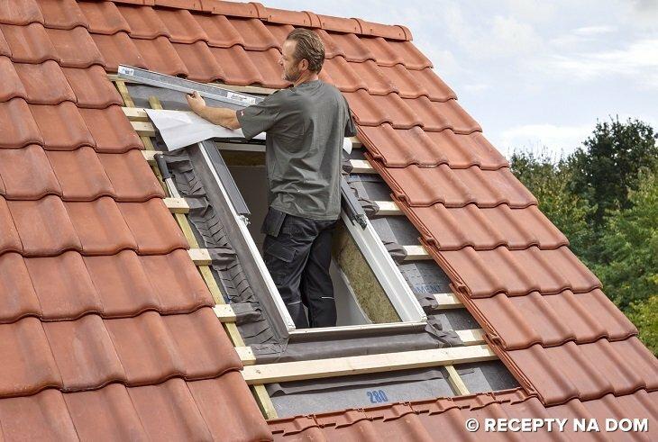 Jak Montuje Sie Okna Dachowe Velux Z Nowymi Kolnierzami Recepty Na Dom
